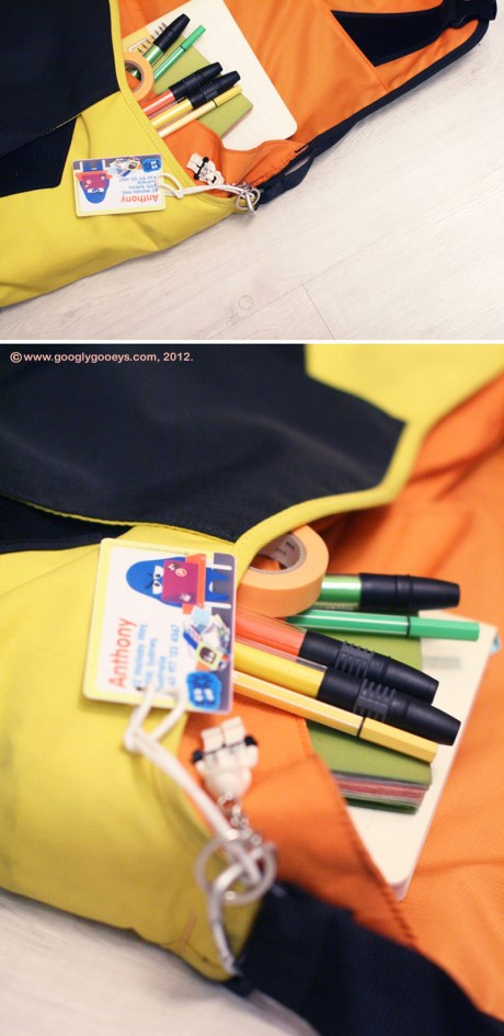 Bag Tag on Crumpler