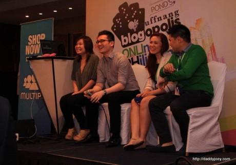 Nuffnang Blogopolis Mylene Chung & Dwight Co of Pepper.Ph, Tipsy & Ponggo of the GooglyGooeys