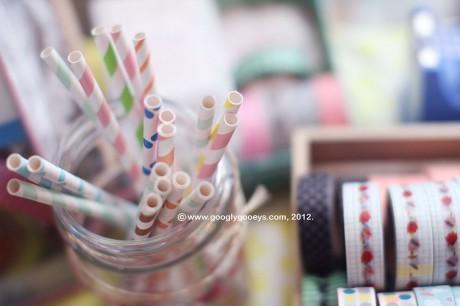 HeyKessy Cute Paper Straws