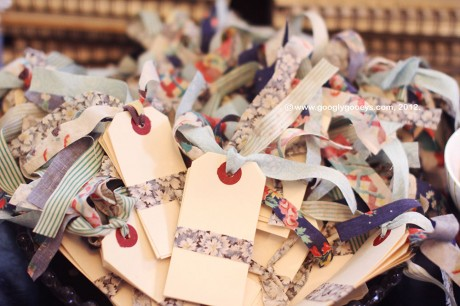 Vintage Tags by Artefact