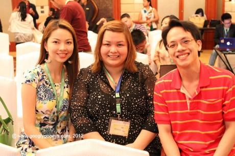 Bambi Young, Ava Vicencio, Alvin Gale