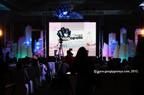 Nuffnang Philippines Blogopolis Stage Makati Shangri-La