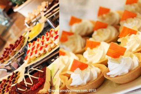 Nuffnang Blogopolis Makati Shangri-la Desserts