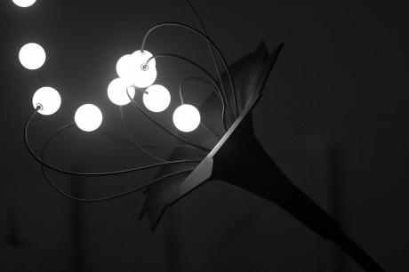 Dan Matutina Into Space Light Fixture