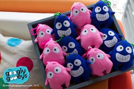 Googly Gooeys Plush Toys