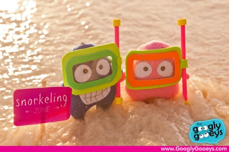 googly gooeys snorkeling zone