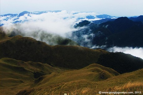 14 Pulag from Behind