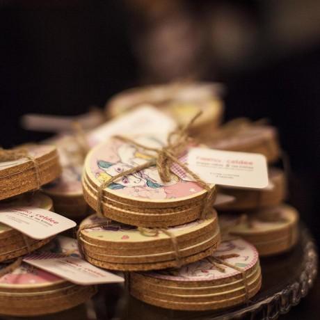 Celina de Guzman's Coasters, Co;d