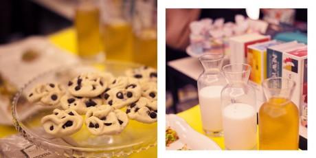 10 Cold Milk & Cookies, Celina de Guzman, Cold Milk Culprits, Heima Brixton