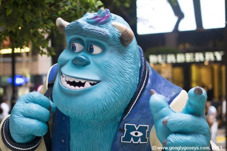 "Monsters University Hong Kong James ""Sulley"" P. Sullivan"