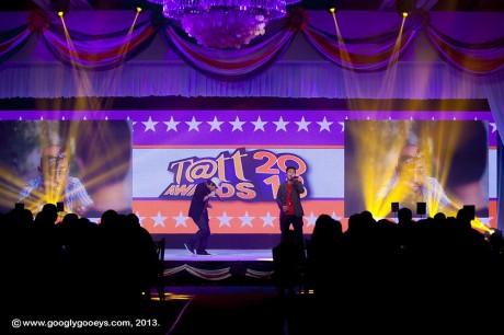 Tatt Awards 2013 Abra Peforming