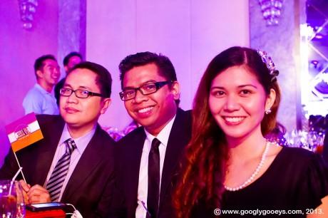Tatt Awards 2013 Carl Lozano, Ed Calaycay & Petim Maminta of Igers Manila
