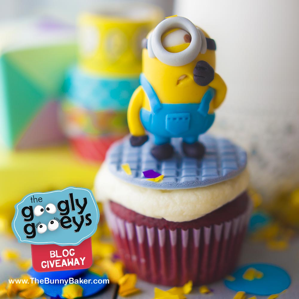 Minion Cupcake Giveaway & Our Anniversary Date