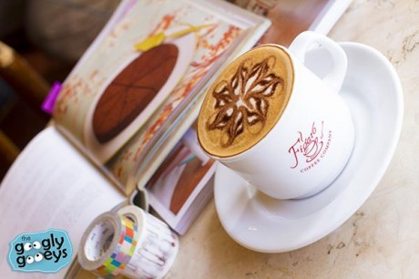 Claim Globe Rewards at Figaro Coffee
