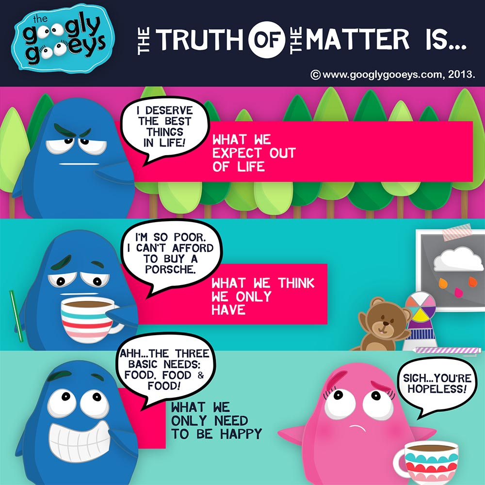 The Truth Of The Matter Is… + Save the Philippine Seas Art Shack