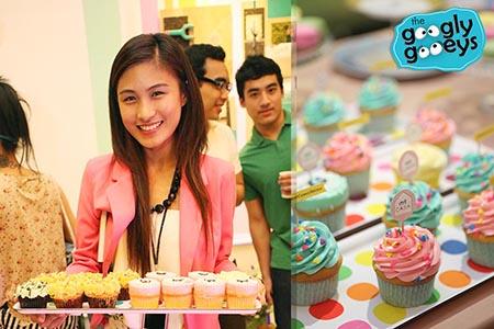 MT Casa Exhibit x Heima Vanilla Cupcake Bakery
