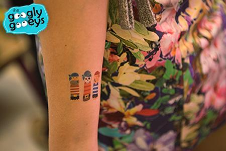 Badass Kiddie Tattoos