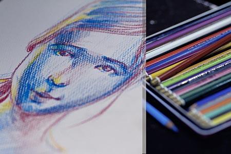 12 Portrait by Lance