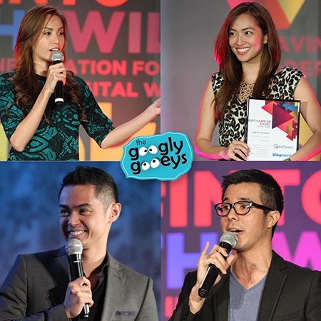Blogopolis 2013 Divine Lee, Jackie Go, Franco Mabanta, Justin