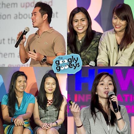Blogopolis 2013 Jeff Lo, Aisa Ipac & The Soshal Network & Christine Dychiao