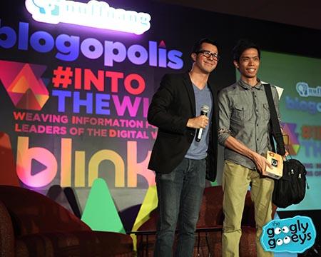 Nuffie Awards Justin Quirino & Randolph Novino