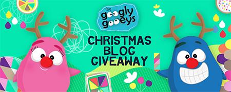 Googly Gooeys Christmas Blog Giveaway