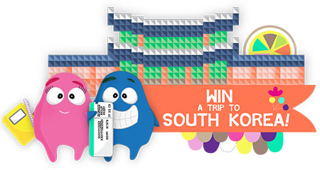 WD Hard Drive Win a Trip for Two to Korea