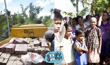 05 Dump Truck & Residents