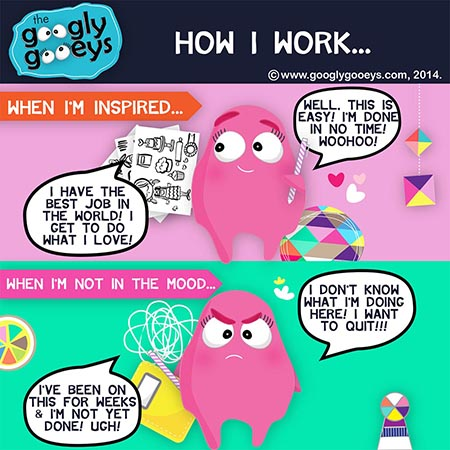 Work and Inspiration