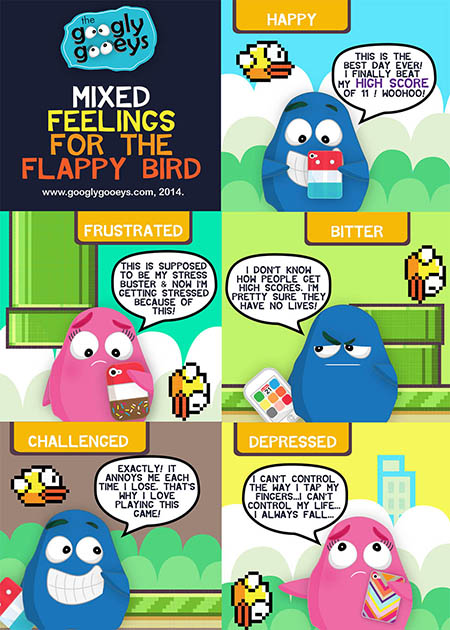 Flappy Bird Will Be Deleted