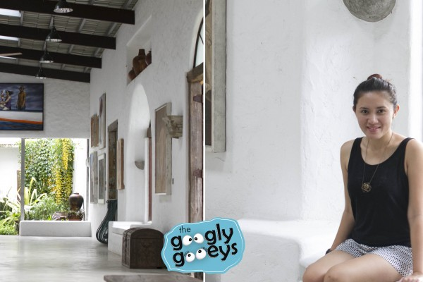 Googly Gooeys Tipsy at the Pinto Museum