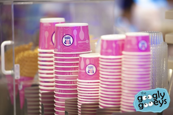 Baskin Robbins Philippines Cups