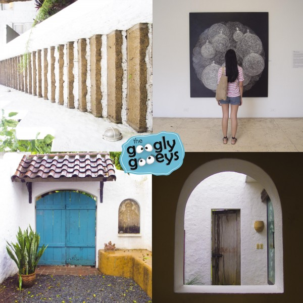Pinto Museum Antipolo Collage & Doors