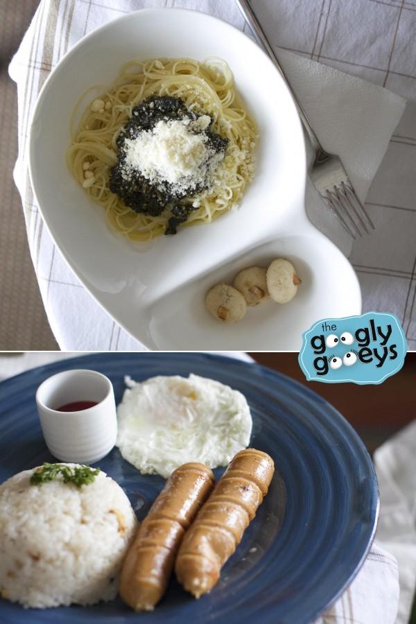 Casa San Miguel Food Pesto & Chicken Longganisa
