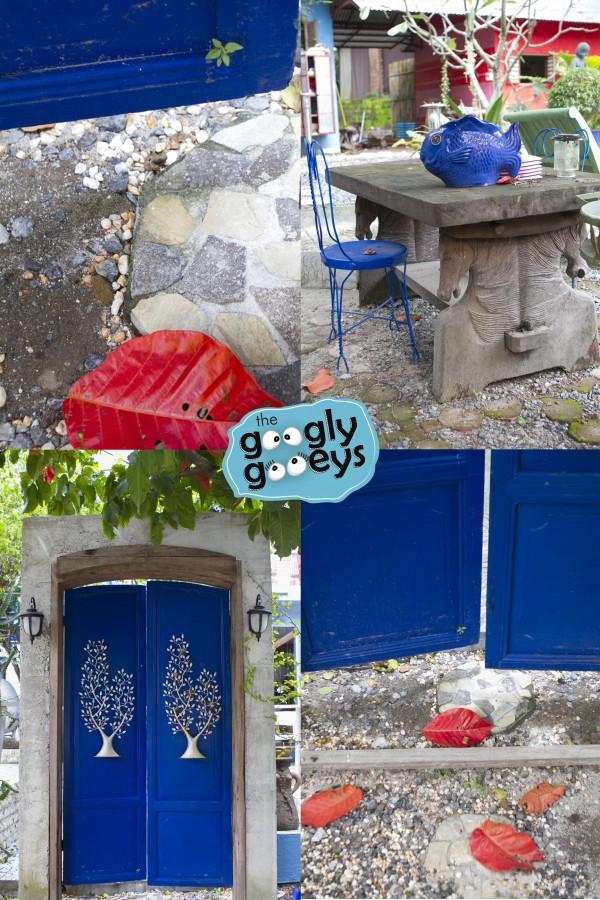Blue Door Pasilyo San Antonio Zambales