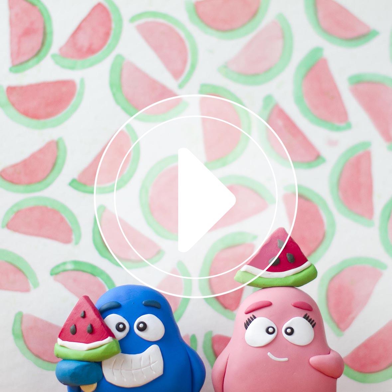 National Watermelon Day DIY & the Bandila Interview