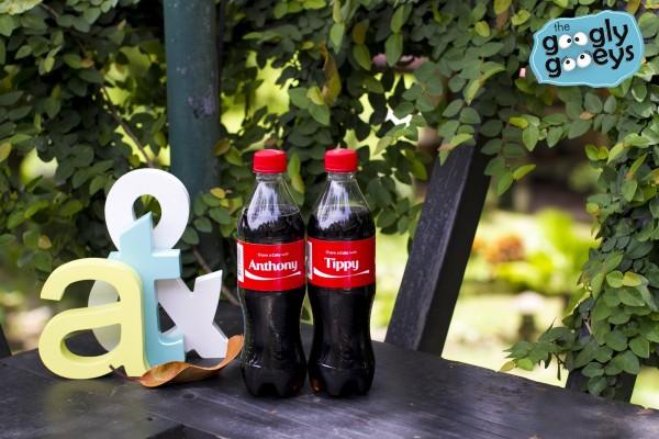 Share a Coke Casa San Miguel Zambalse