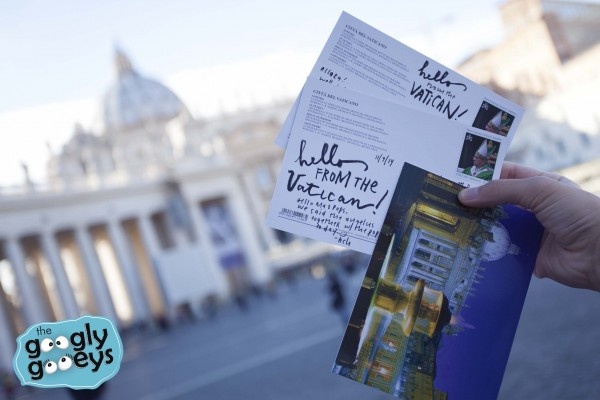 Postcards from the Vatican