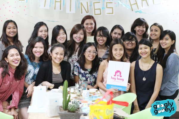 Hey Kessy Washi Tape Launch Group Picture