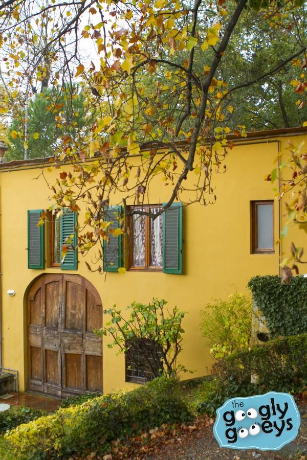 Ostello Villa Camerata Florence Italy