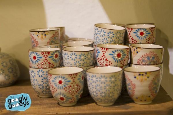 Monteriggioni Pottery Tuscan Region