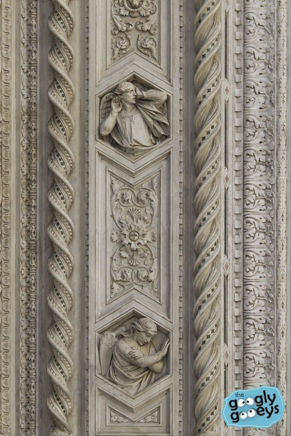Florence Cathedral Details IMG_7722