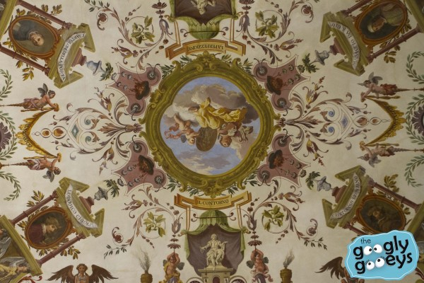 21 Ceiling of the Uffizi Gallery IMG_7822
