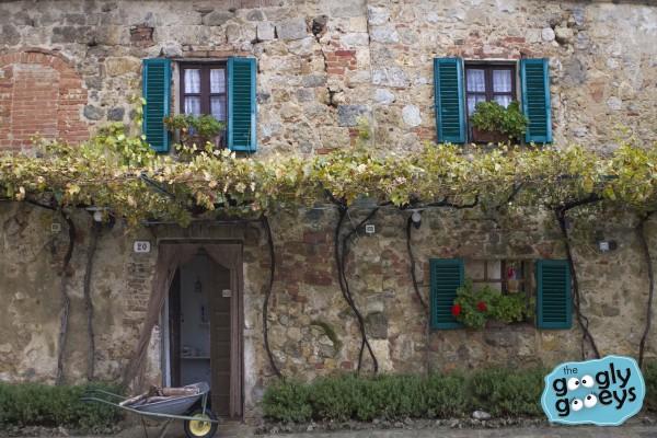 Monteriggioni House