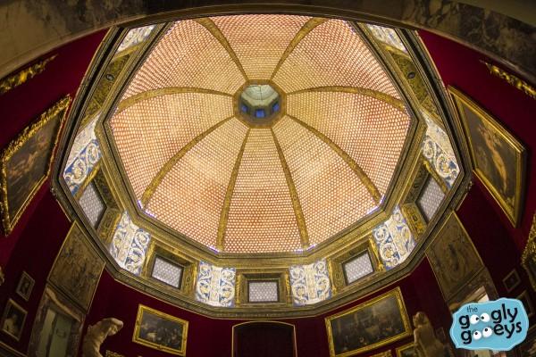 Ceiling of Room of Wonders