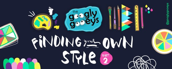 Developing your own drawing style