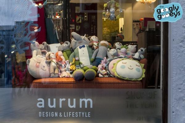 Aurum Gift Shop Iceland