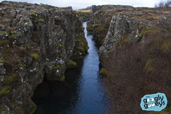 Tectonic Plates Iceland