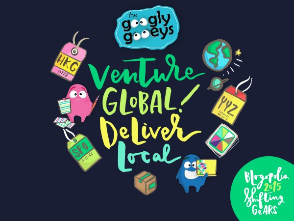 Blogopolis Venture Global Deliver Local