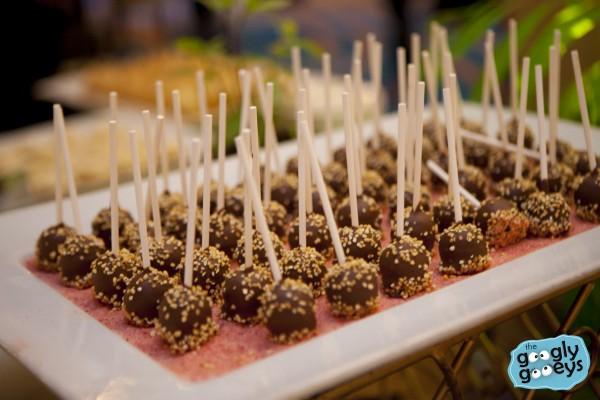 Dusit Thani Chocolate LollipDesserts